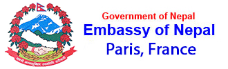Embassy of Nepal - Paris, France